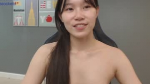 You are watching the live cam of Minarocket_ from Chaturbate - 18 years old - NORTH EARTH