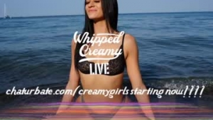 You are watching the live cam of Whippedcreamy from Chaturbate - 19 years old - Ontario, Canada